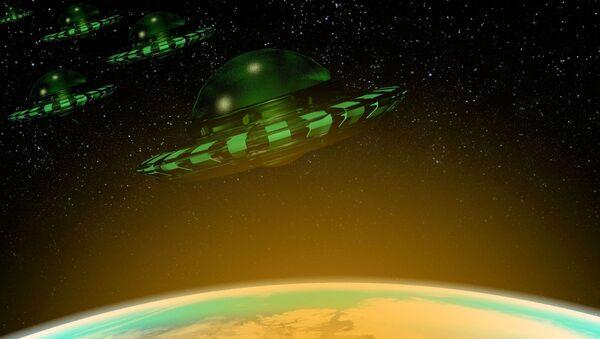 UFO - Sputnik Türkiye