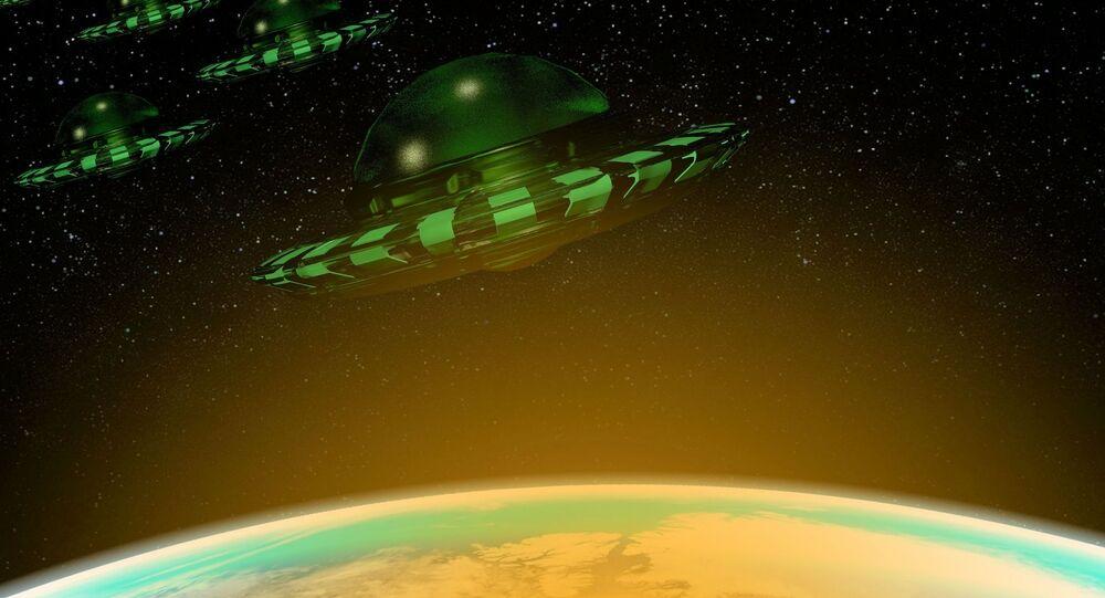 CIA'nın gizli UFO belgeleri ortaya çıkmaya devam ediyor: Binlerce dosya indirilebilir formatta yayınlandı - Sputnik Türkiye