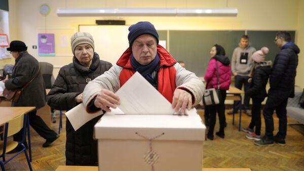 Hırvatistan cumhurbaşkanlığı seçimi - Sputnik Türkiye