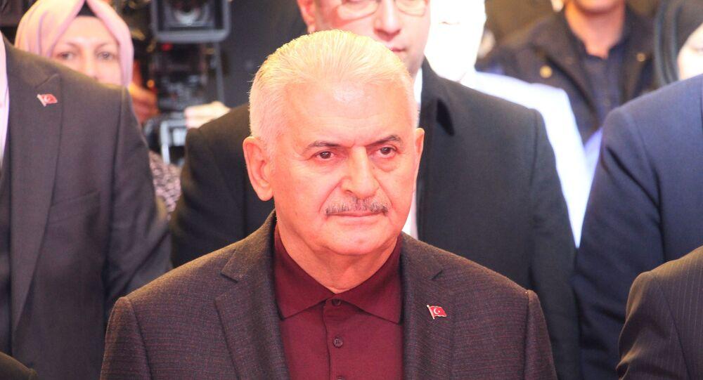 Eski TBMM Başkanı ve AK Parti İzmir Milletvekili Binali Yıldırım