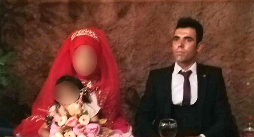 Şahinbey ilçesi Üçoklar Mahallesi'nde yaklaşık 3 ay önce kına merasiminde gelin Damla Efsane'nin babası Mehmet Gökbulut tarafından bıçaklanarak öldürülen Eser Efsane