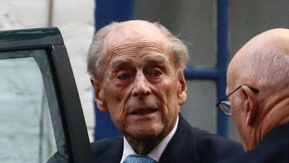 Prens Philip taburcu oldu - Sputnik Türkiye