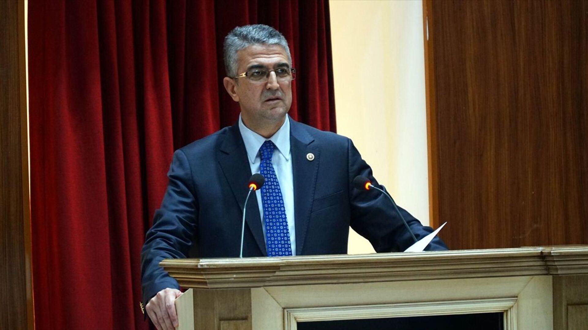 MHP Genel Başkan Yardımcısı Kamil Aydın - Sputnik Türkiye, 1920, 12.09.2021
