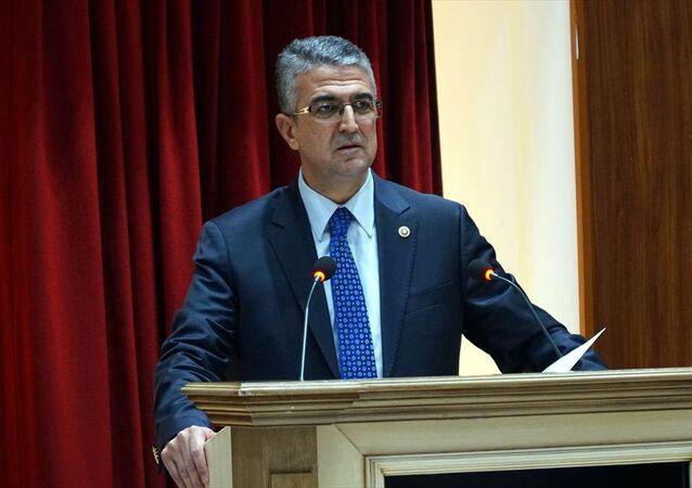 MHP Genel Başkan Yardımcısı Kamil Aydın