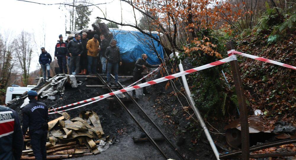 Zonguldak'ta 2 işçinin yaşamını yitirdiği kaçak maden ocağı mühürlendi