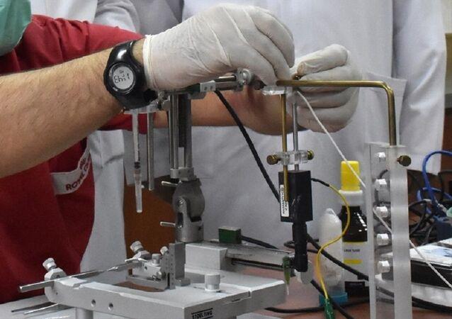 Atatürk Üniversitesi'nde ilk milli ilaç üretildi