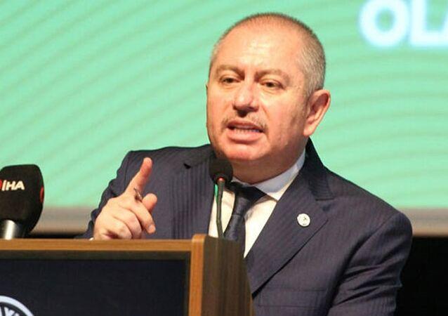 Konyaspor Kulübü Başkanı Hilmi Kulluk