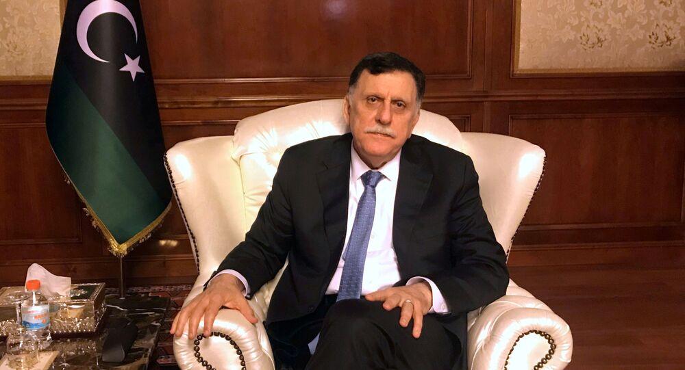 Ulusal Mutabakat Hükümeti (UMH) Başkanı Fayiz Serrac
