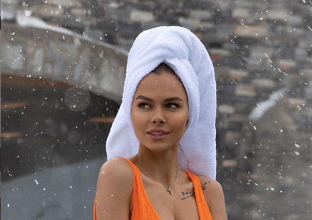 Rus model Viktoria Odintcova