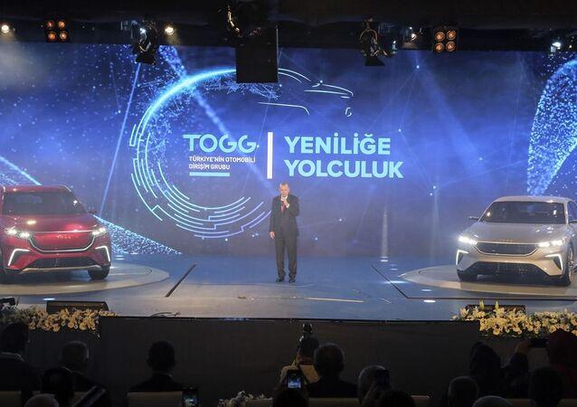 Türkiye'nin yerli otomobili- Recep Tayyip Erdoğan