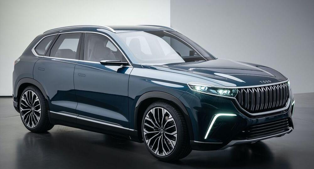 TOGG CEO'su Karakaş: Yerli otomobilin markası 2020 sonlarında ...