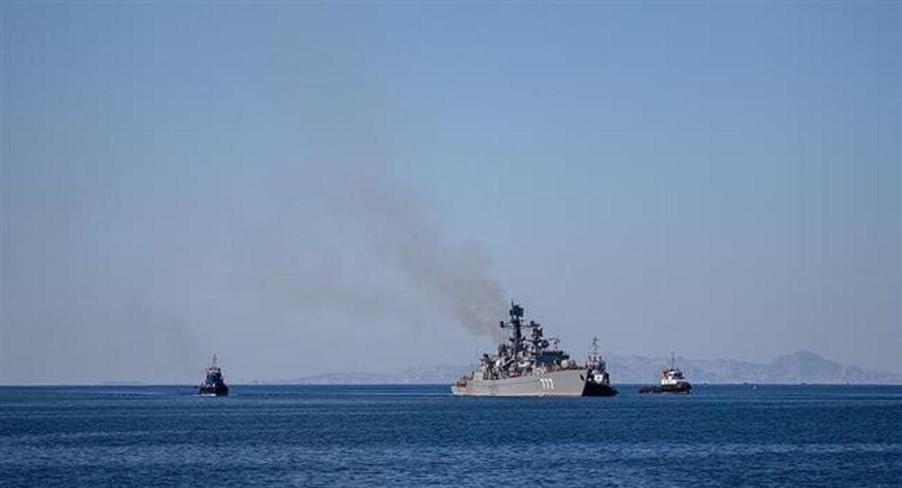 Rusya- Çin- İran ortak tatbikatı