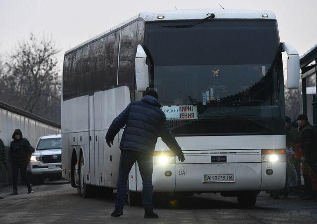 Ukrayna- Donbass mahkum takası