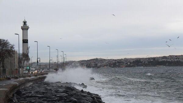 İstanbul hava durumu - Sputnik Türkiye