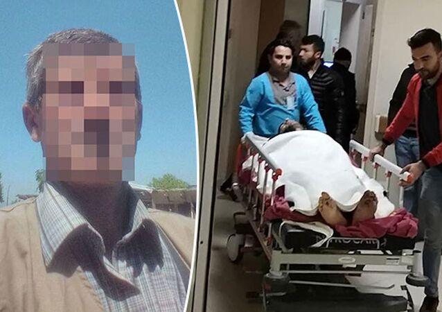 Kendisinden para isteyen oğlunu pompalı tüfekle yaraladı