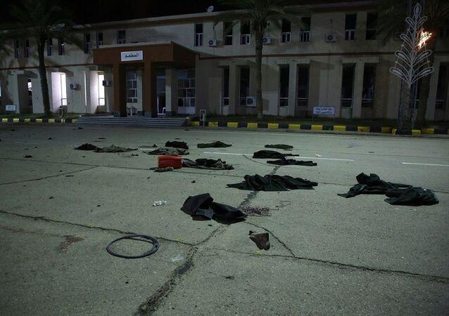 Trablus'ta yaşanan saldırıda ölü sayısının artabileceği belirtiliyor