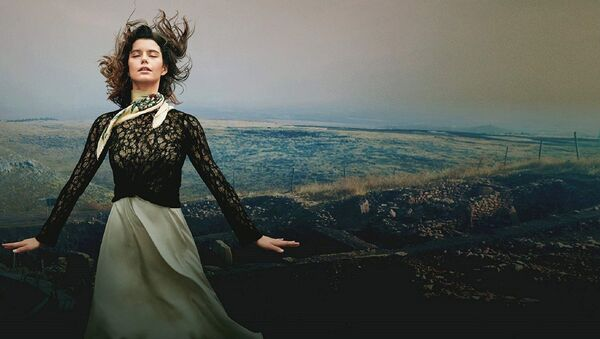 Atiye-Beren Saat - Sputnik Türkiye