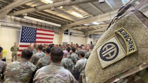 ABD, Kuveyt'e asker gönderiyor - Sputnik Türkiye