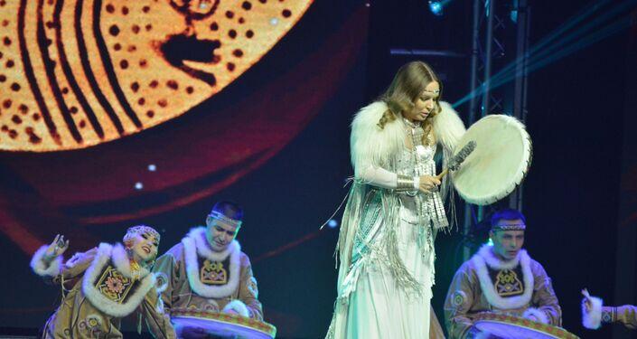 Türkiye-Rusya Kültür ve Turizm Yılı'nın kapanış etkinliği kapsamında Pyatnitskiy Rus Halk Korosu, Faizi Gaskarov Devlet Akademik Halk Dans Topluluğu, Nokhcho Ulusal Dans Topluluğu, balalayka virtiözü Viktor Oleknoviç, Tatar divası Elmira Kalimullina ve ağız kopuzu sanatçısı Olena Uutai sahne aldı.