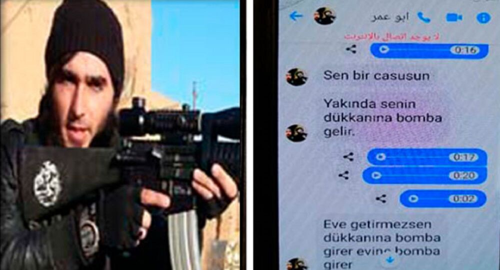 Ankara'da yılbaşı öncesi IŞİD'e yönelik düzenlenen operasyonda gözaltına alınıp, 4'ü tutuklanan, 1'iserbest 5şüphelinin, Kızılay'da yılbaşı kutlamalarına yönelik eylem yapması yönünde talimat aldıkları ortaya çıktı.
