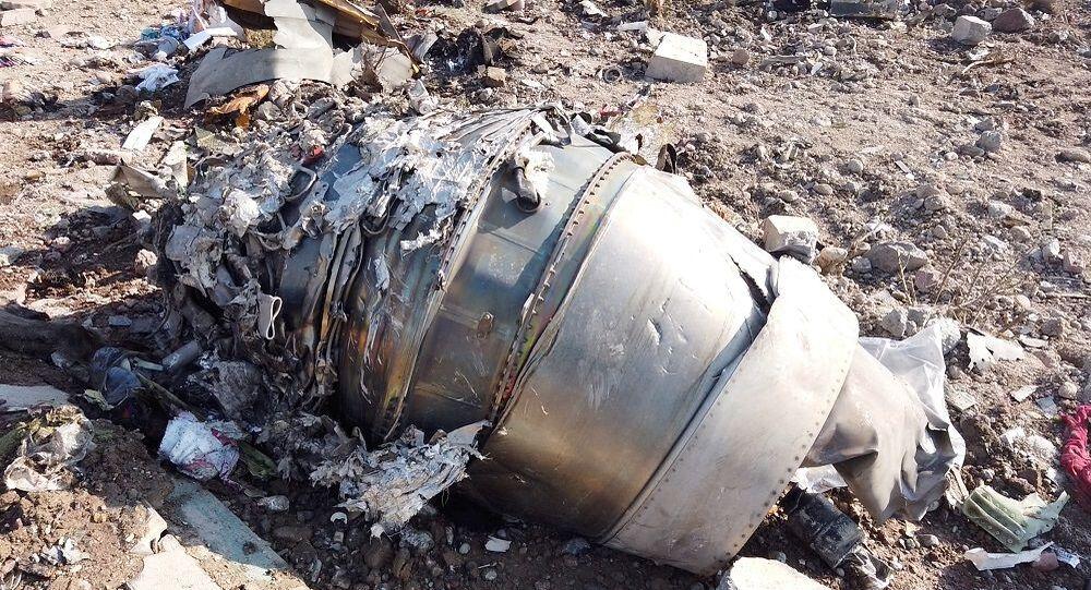İran'da düşen Ukrayna uçağı