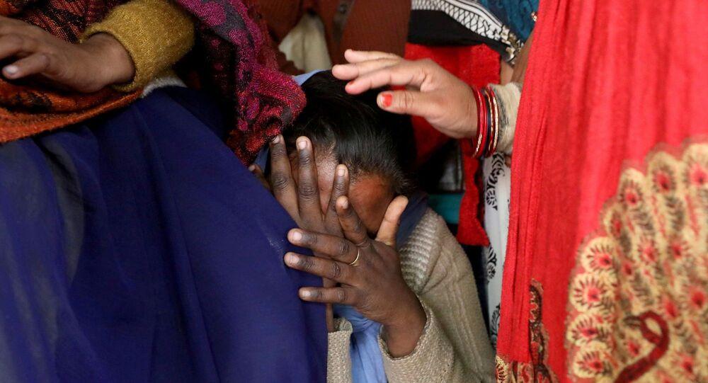 Hindistan - Tecavüz - Kadına şiddet