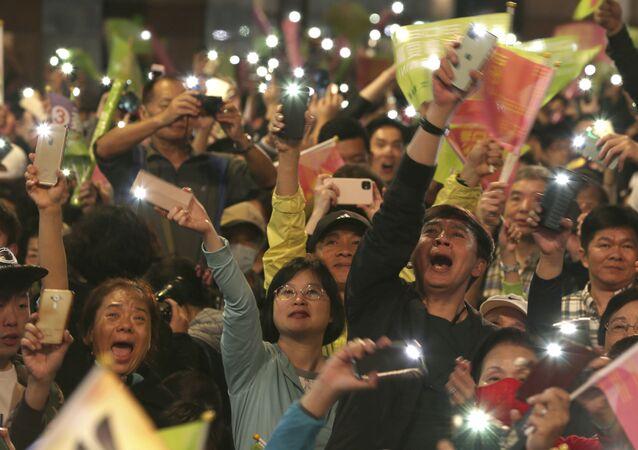 Tayvan'da seçim