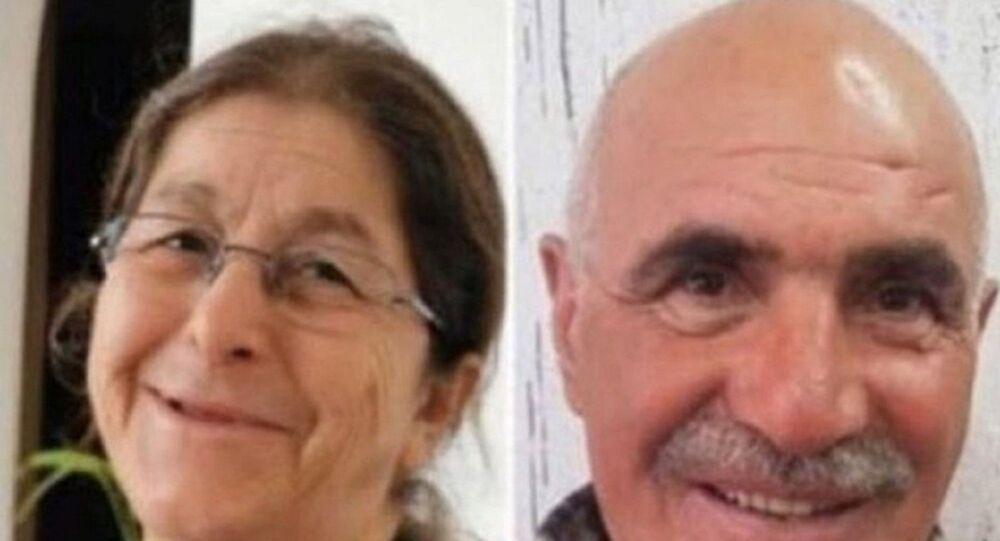 İstanbul Keldani Kilisesi Papazı Remzi Diril'in Şırnak Beytüşşebap'a İlçesi'ne bağlı Kovankaya köyünde yaşayan anne-babası