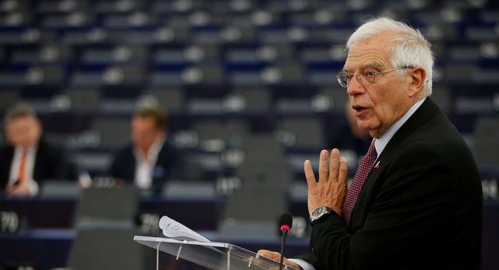 Avrupa Birliği Dış İlişkiler ve Güvenlik Politikaları Yüksek Temsilcisi Josep Borrell
