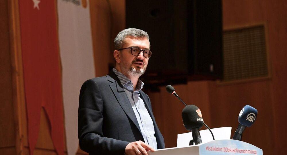 Siyaset, Ekonomi ve Toplum Araştırmaları Vakfı (SETA) Genel Koordinatörü Prof. Dr. Burhanettin Duran