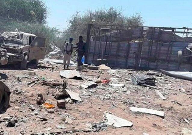 Somali saldırı