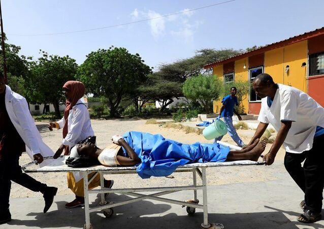 Somali'de bombalı araçla saldırı