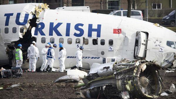 2009 THY kazası - Sputnik Türkiye