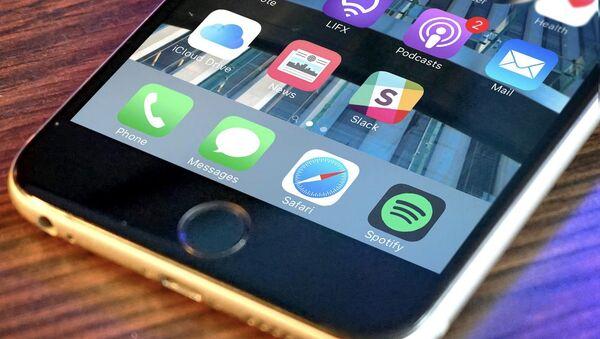 iPhone - Safari - Sputnik Türkiye