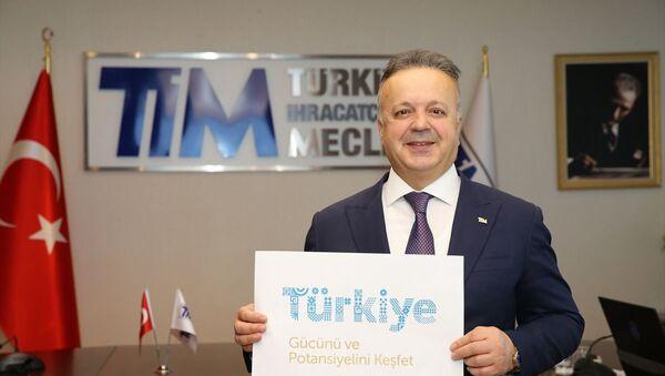 TİM Başkanı İsmail Gülle - Sputnik Türkiye