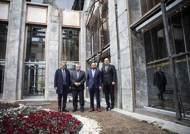 AK Partili Karayel: Doğu Akdeniz konusunun 'AB sıkıntısı' haline getirilmesi doğru değil