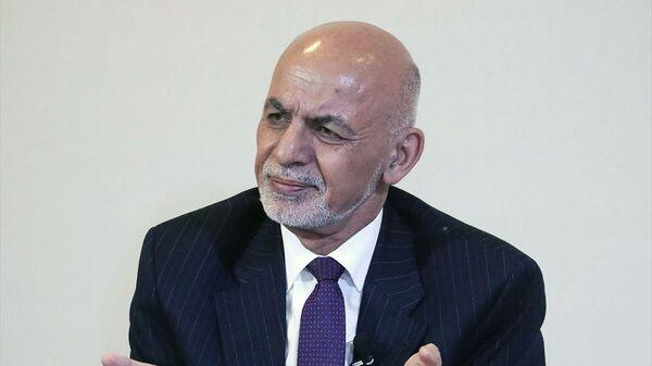 Afganistan Cumhurbaşkanı Eşref Gani - Sputnik Türkiye