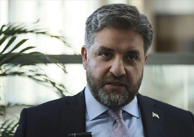 Türkiye'nin Pekin Büyükelçisi Abdulkadir Emin Önen