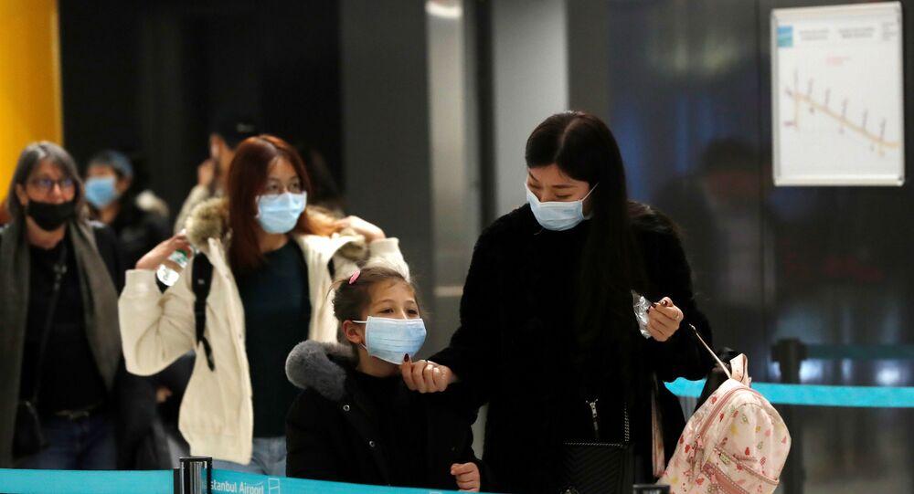 İstanbul Havalimanı'ndaki koronavirüs önlemleri
