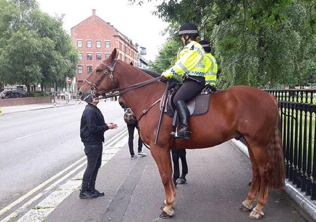 İskoçya polisi