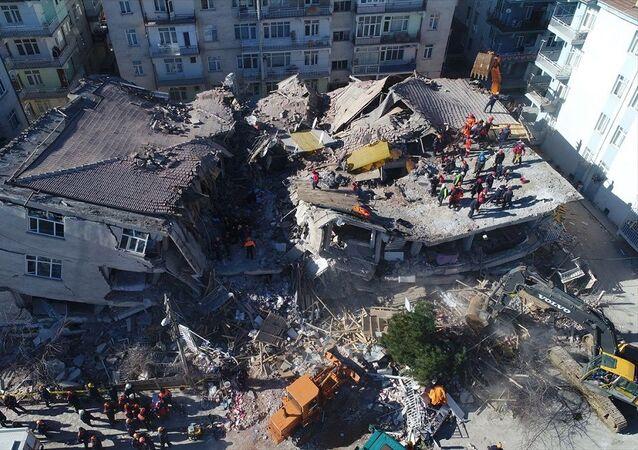 Elazığ depremi
