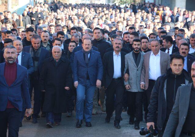 Şırnak'ın Silopi ilçesinde iki aile arasında yaşanan kavga barışla sonuçlandı