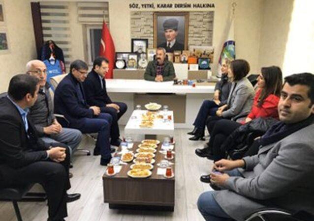Ekrem İmamoğlu- Fatih Mehmet  Maçoğlu