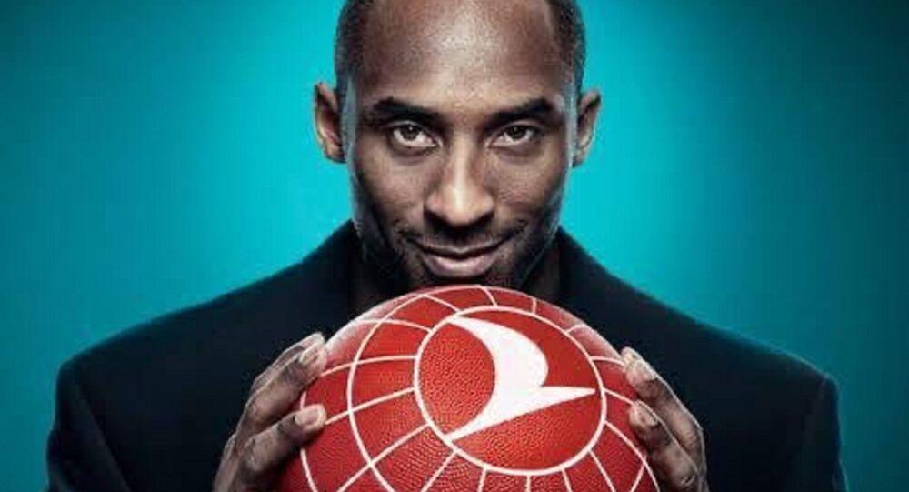 THY'nin küresel marka elçisi Kobe Bryant