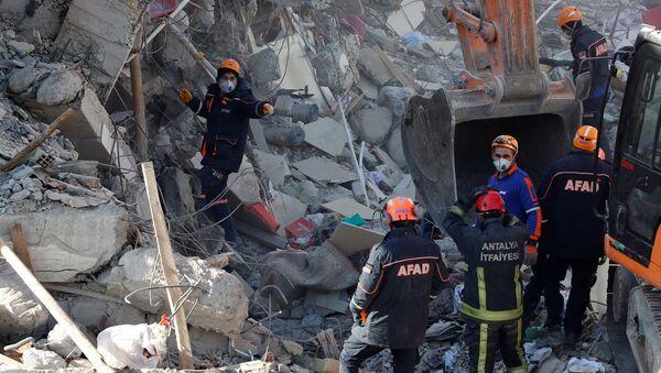 Deprem, AFAD, Elazığ - Sputnik Türkiye
