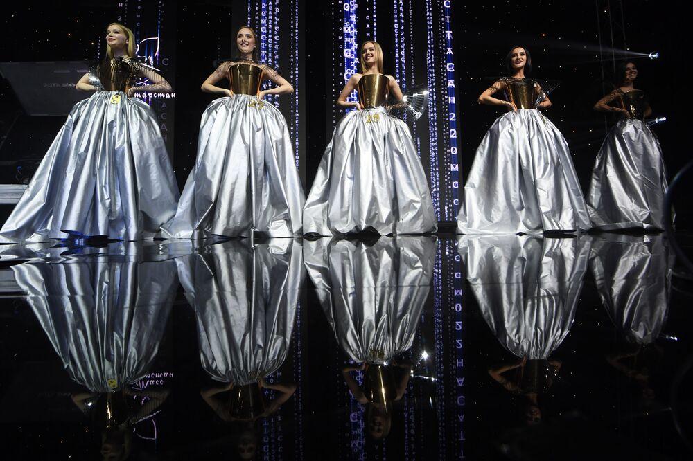 Tataristan Güzeli 2020 (Miss Tataristan 2020)  Güzellik Yarışması'nın katılımcıları.