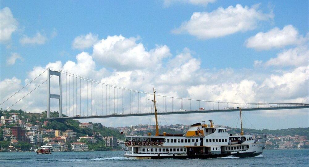 İstanbul deniz ulaşımı