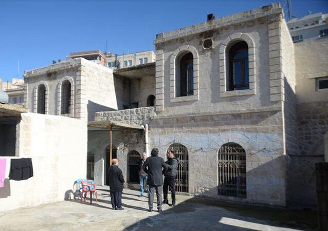 Nobel ödüllü Aziz Sancar'ın Mardin'deki evi