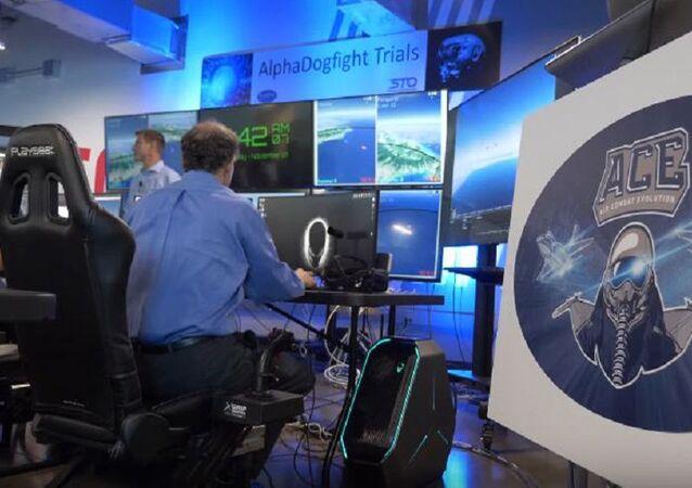 ABD'de hava savaşında yapay zeka test edildi