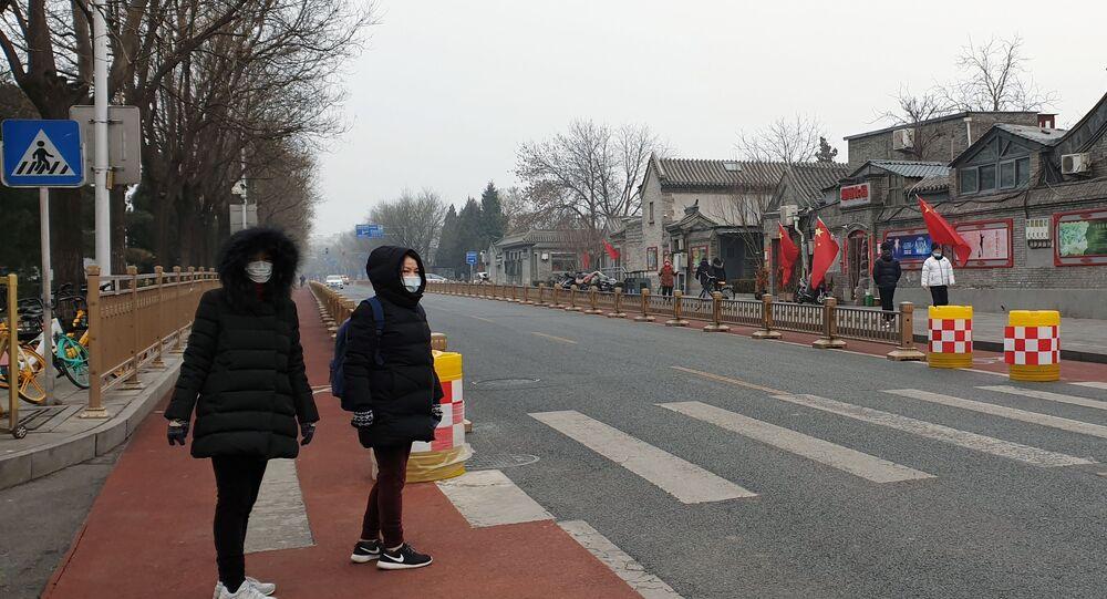 Çin- Rusya- Koronavirüs